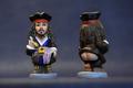カタルーニャ伝統の「排便人形」、今年はスパロウ船長やE.T.が登場
