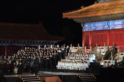 世界最古のクラシック音楽レーベル創立120年、中国・故宮で記念コンサート