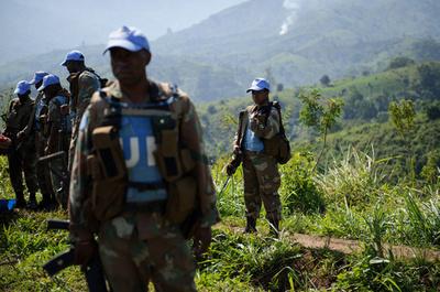 コンゴ武装集団の首領、凄惨な集団レイプを主導 国連報告書