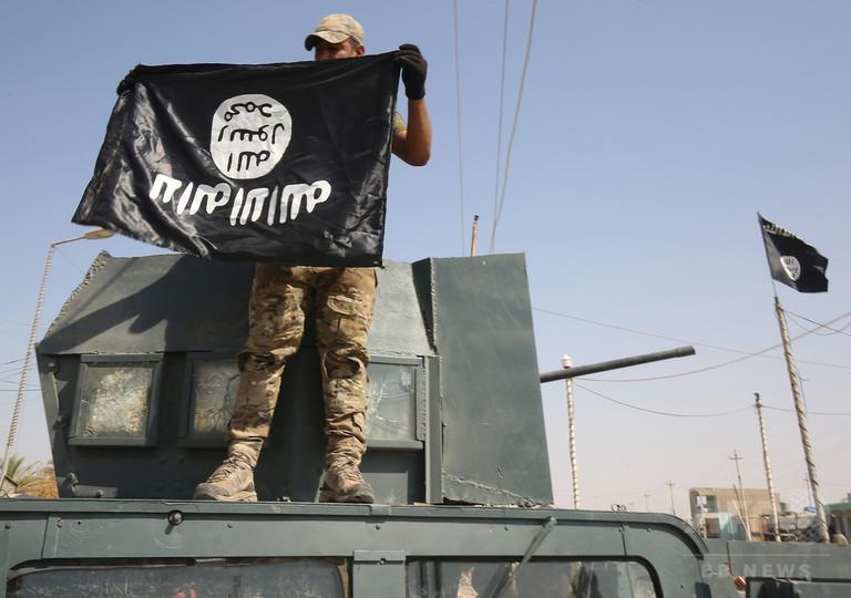IS、支配地の87%を喪失 有志連合発表
