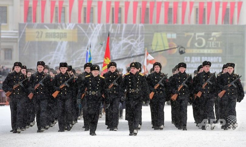 ドイツ政府、レニングラード包囲戦の生存者支援に約15億円拠出