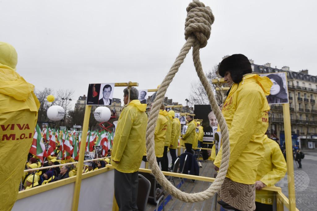 2015年の死刑、過去26年で最多に アムネスティ報告