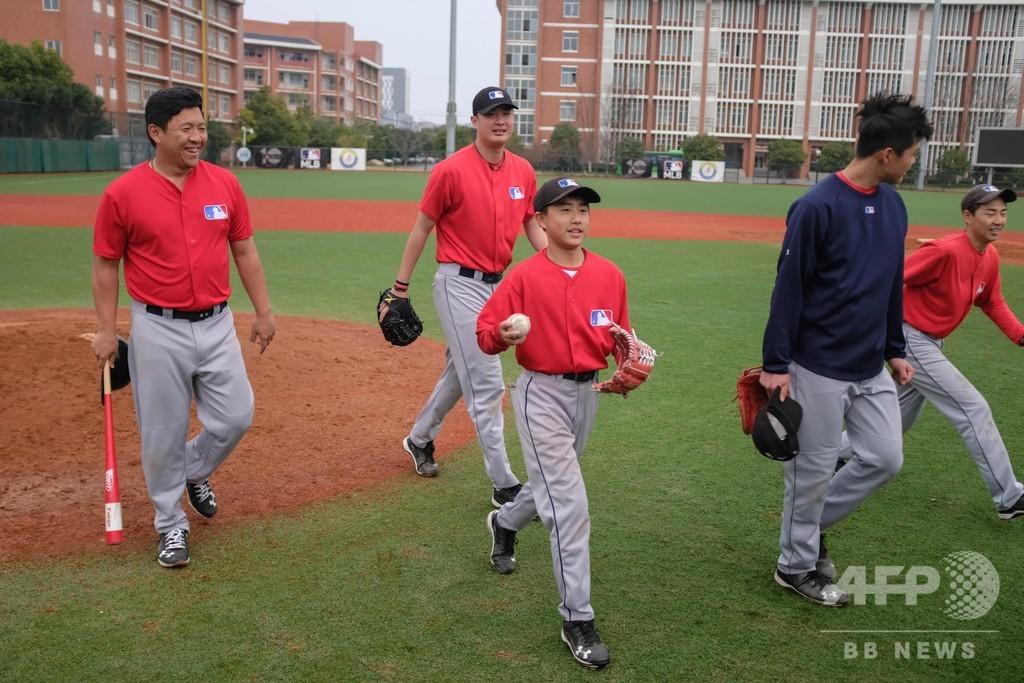 中国に進出するMLB、野球界のヤオ・ミン登場も「時間の問題」