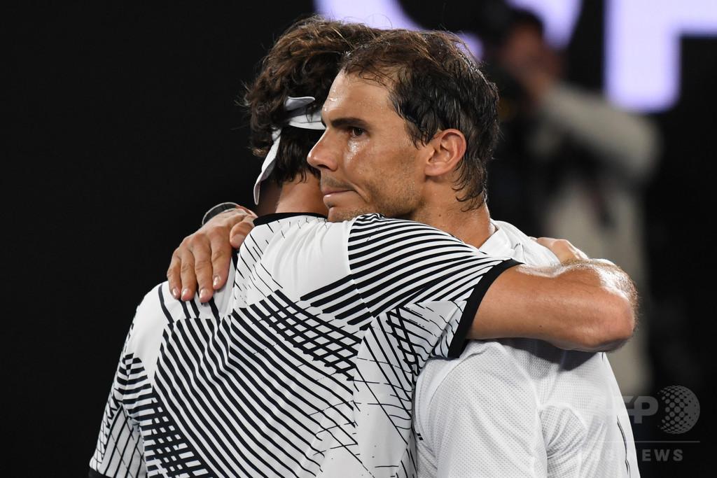 フェデラー「テニスには君が必要」 盟友ナダルにメッセージ