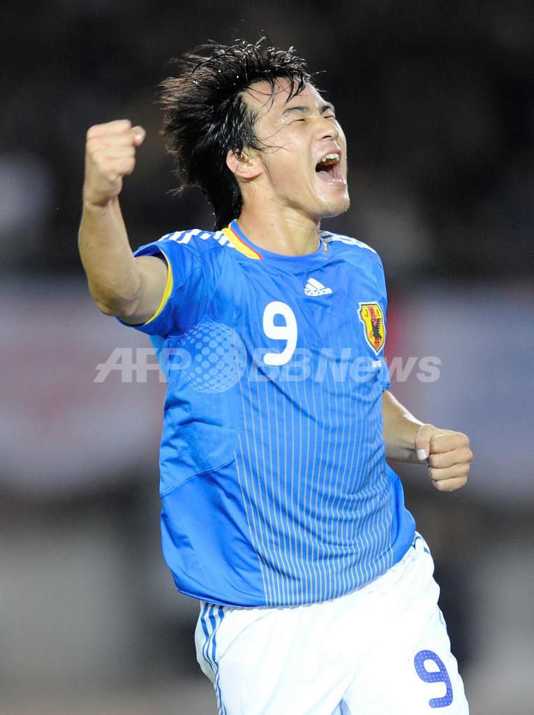 日本 岡崎のハットトリックでトーゴに勝利、国際親善試合