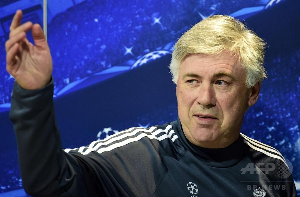 アンチェロッティ監督、レアル解任されれば「1年休む」
