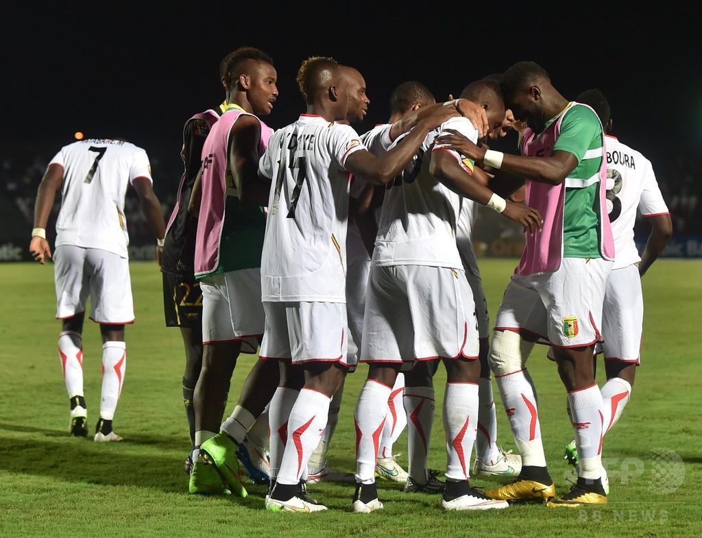 ギニアとマリ、準々決勝進出チームは抽選で決めることに アフリカネイションズカップ