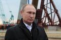 プーチン露大統領クリミア視察、併合から2年