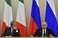 米機密漏えい疑惑、プーチン氏「会談記録提供の用意ある」