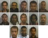 13歳少女らをたらい回し、ソマリア系性暴力集団に有罪 英国