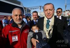 トルコ大揺れ、重大な選挙を前に通貨危機