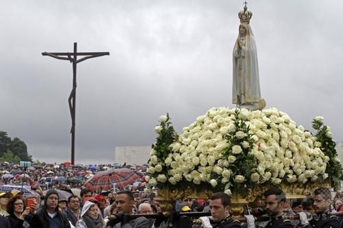 「ファティマの奇跡」の目撃者2人、来月聖人に ローマ法王