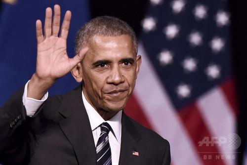 オバマ氏、大統領選サイバー攻撃の「徹底調査」を指示