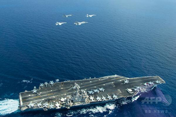中国とロシアを「安全保障脅かす国」に、米国家軍事戦略