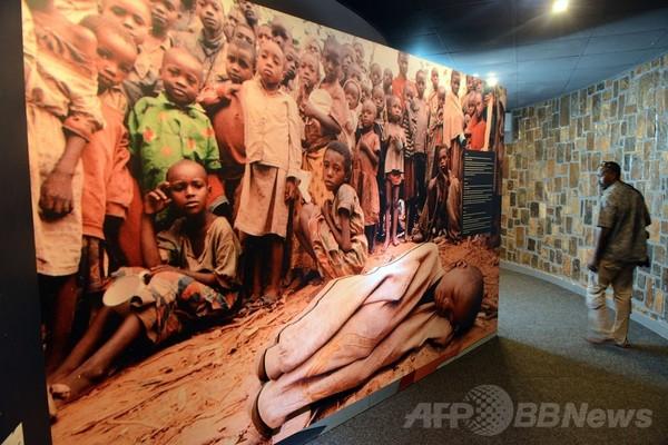大虐殺関与の 「真実見よ」とルワンダ、仏大使の式典出席拒否
