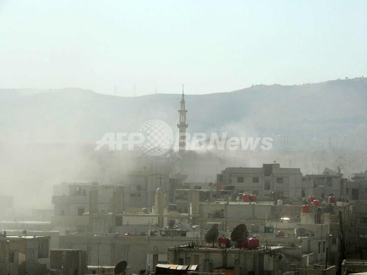「シリア化学兵器攻撃、米政権が情報隠し」、調査報道のハーシュ氏