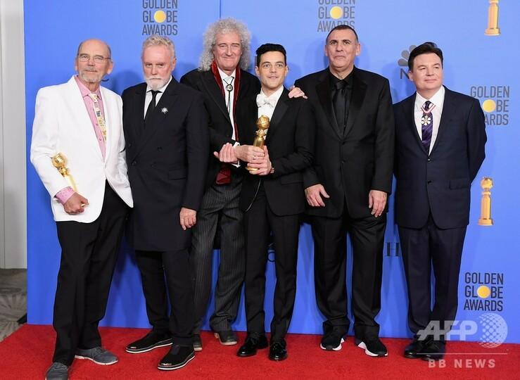 ゴールデン・グローブ賞『ボヘミアン・ラプソディ』が作品賞、主演男優賞受賞