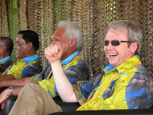 太平洋島しょ国会議、フィジーに参加禁止処分へ
