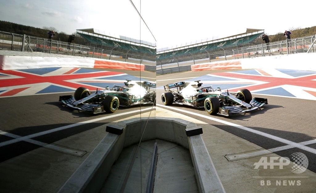 F1英国GPは2024年までシルバーストーン、5年契約で合意