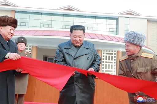 米特別代表、北朝鮮の要求は「敵対的で極めて無益」 新たな協議呼び掛け