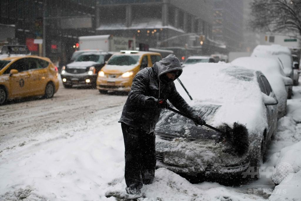 コスタリカでも異例の寒さ ホームレス男性2人低体温症で死亡 米寒波影響