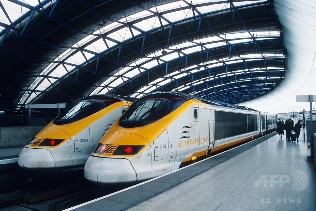 ユーロスター、ロンドン・アムステルダム路線が2016年開通