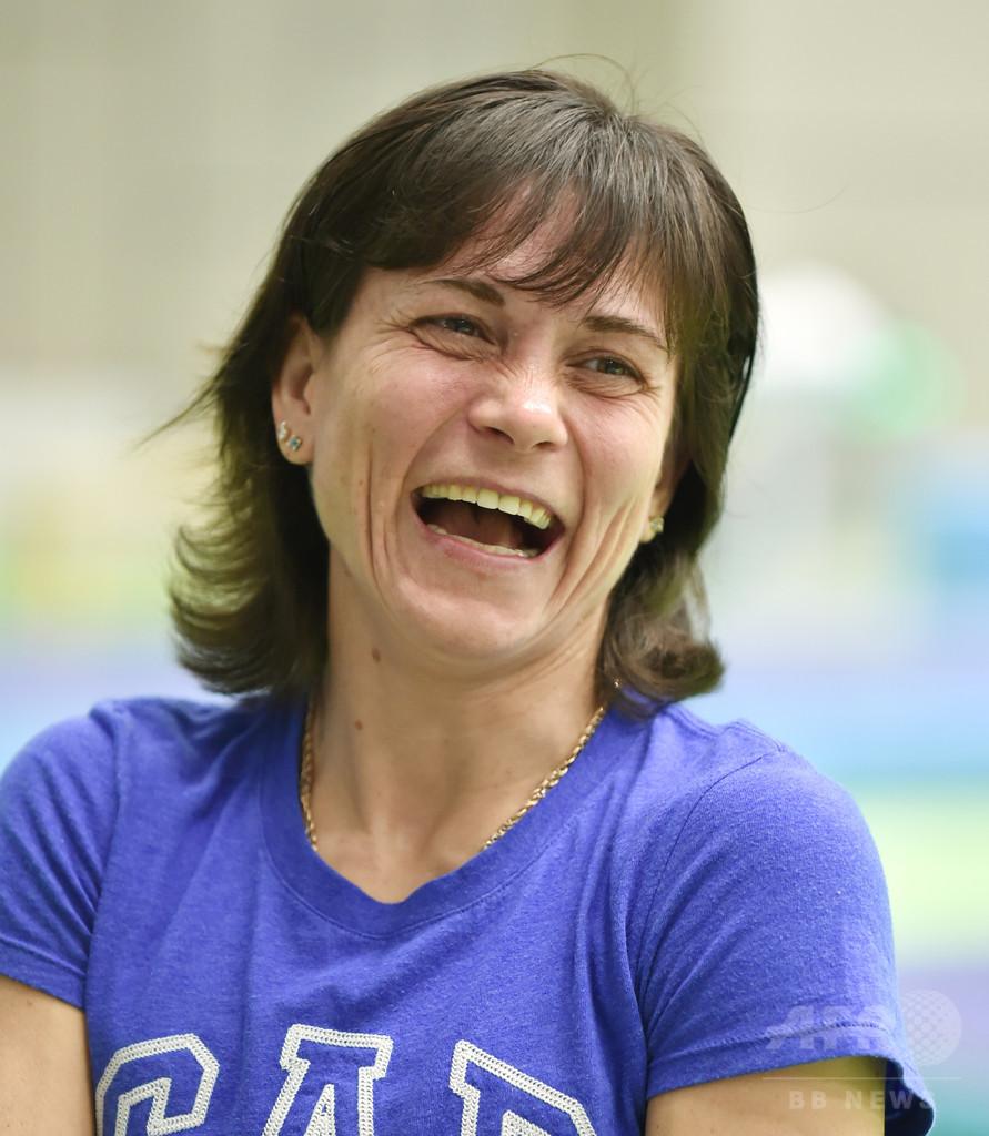 41歳のチュソビチナ、女子体操史上最高齢でリオ五輪出場へ