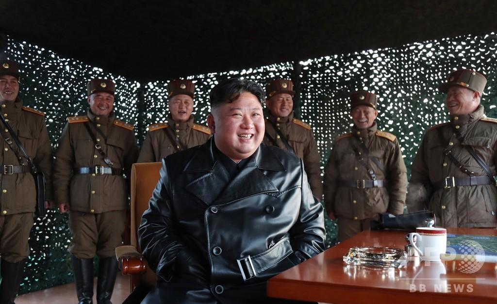 北朝鮮、日本海に飛翔体発射 今月4度目