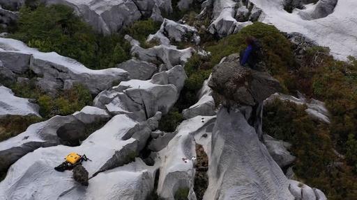 動画:厳しい自然が生んだ絶景、チリ・マドレデディオス島