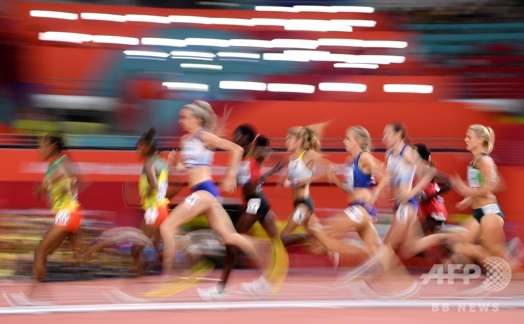 IAAF、トランスジェンダー女子選手に対する新規則を導入