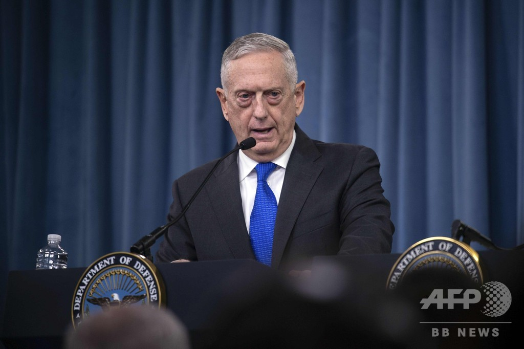 米、朝鮮半島での軍事演習中止措置の終了を表明