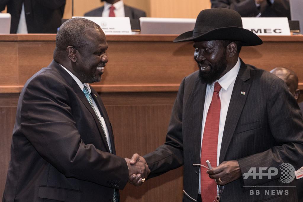 南スーダンの和平進捗、成果は「期待をはるかに下回る」 停戦監視団