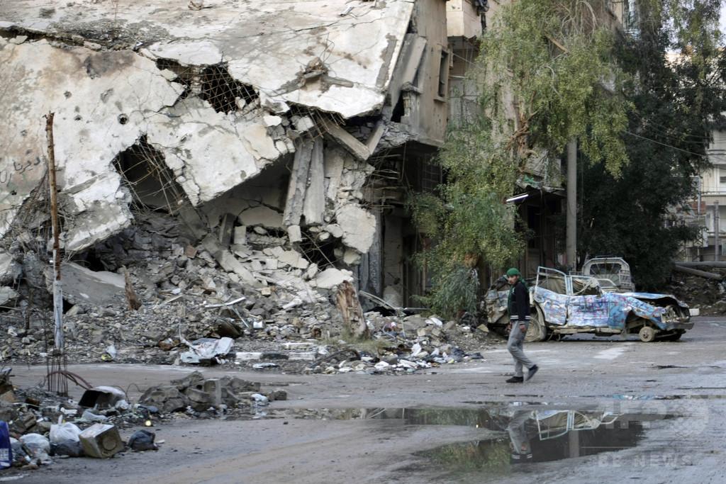 IS、シリア東部で民間人400人以上を拉致 英NGO