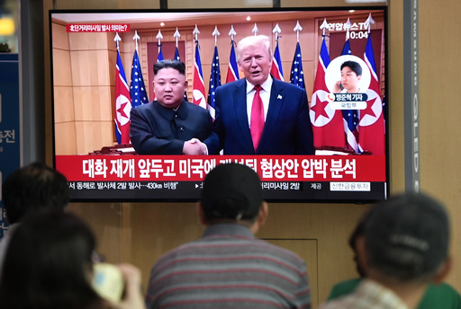 米、北朝鮮との対話継続を希望 「挑発」停止も要求