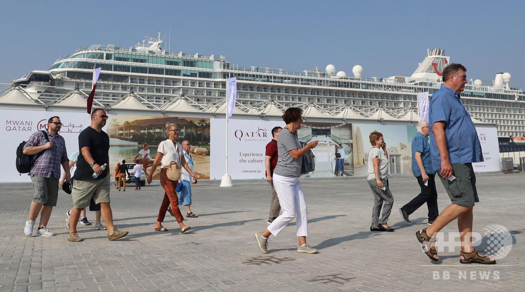 クルーズ船をホテルとして利用、2022年カタールW杯