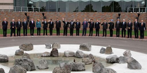 G8首脳宣言、原油高騰問題で「需給ひっ迫解消と透明化向上」