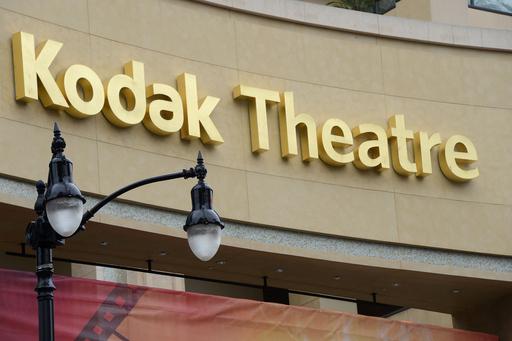 アカデミー賞授賞式会場、新名称は「ドルビー・シアター」