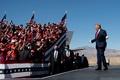 トランプ氏「4年後に会おう」 2024年大統領選出馬を示唆
