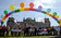 国際反ホモフォビアの日、世界各地でデモ