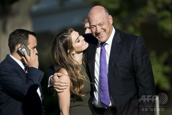 ホワイトハウス新広報部長にホープ・ヒックス氏 モデル出身の28歳女性