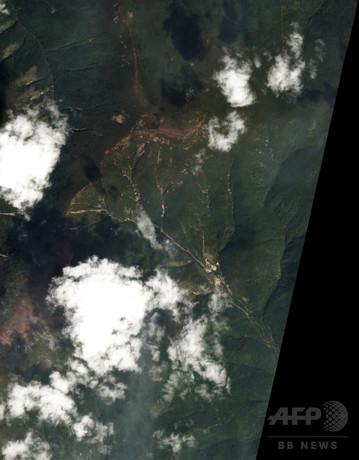 北朝鮮の核実験場近くでM2.9の揺れ、自然地震と韓国気象庁