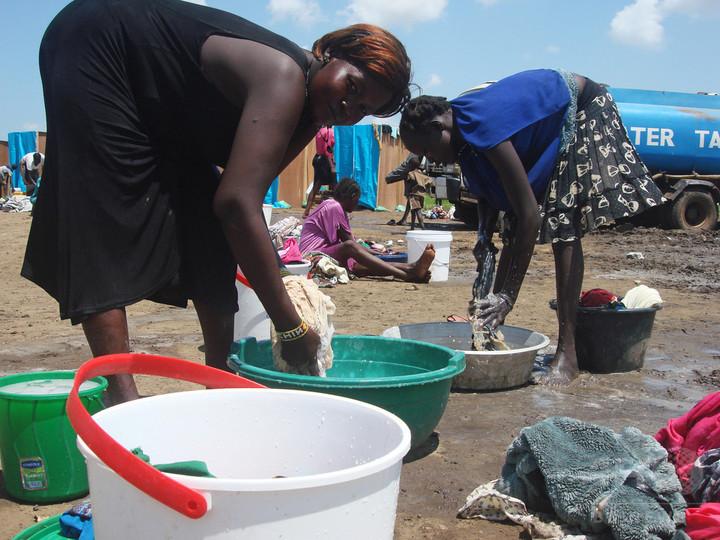 南スーダン兵士が市民を性的暴行か、国連