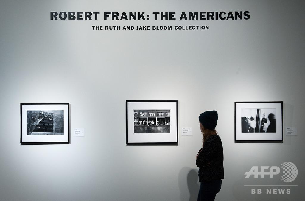 写真家ロバート・フランク氏、94歳で死去 白黒写真で米国社会捉える