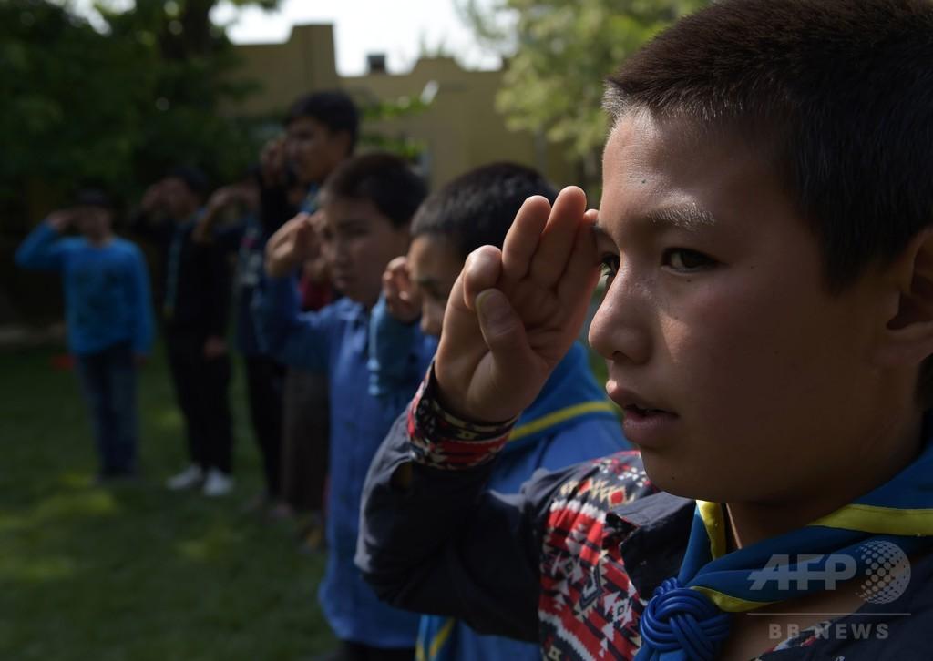 プリンスさん、アフガン孤児支援で寄付 非公開を希望