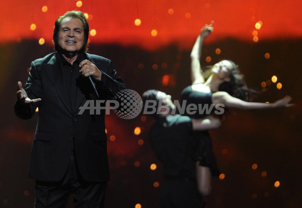 欧州歌謡祭ユーロビジョン、優勝はスウェーデン代表