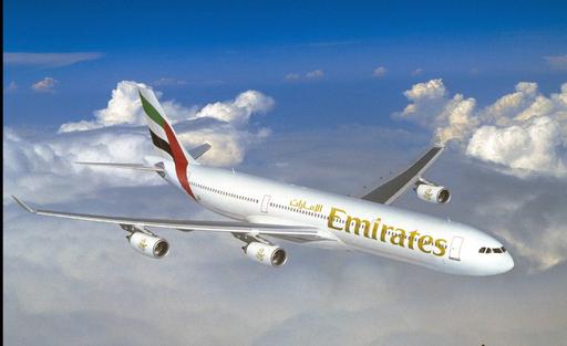 エミレーツ航空の旅客機、機体重量入力ミスで尻もち事故