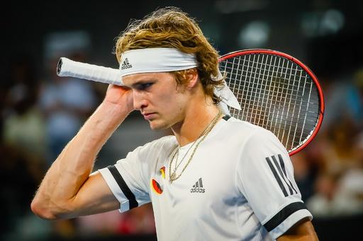 ドイツ、ズベレフ黒星もギリシャ下す 豪が8強入り ATPカップ