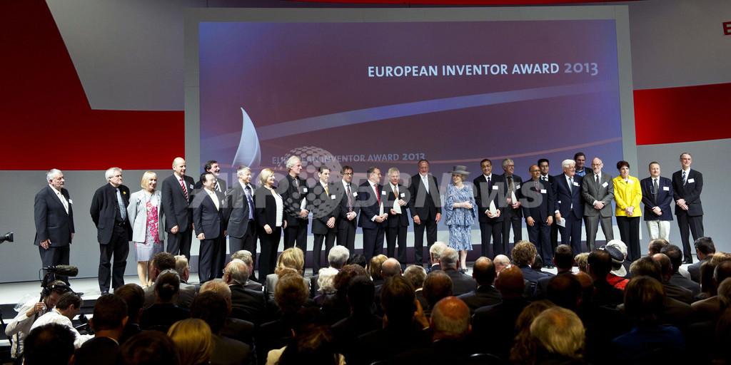 欧州発明者賞にキッチン棚やナノカプセル
