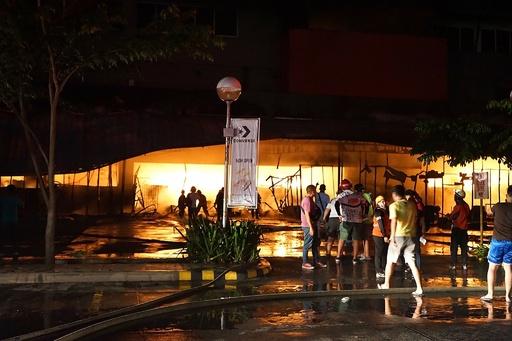 フィリピン・ミンダナオ島でM6.4の地震 子ども1人死亡