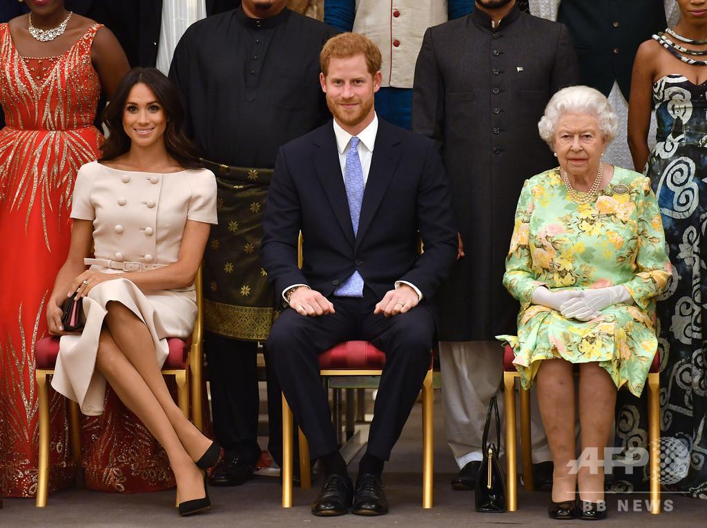 ヘンリー王子夫妻は3月末に王室離脱、女王が「ロイヤル」の使用禁止か
